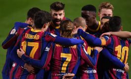 Barcelona vs Sevilla: Menang 3-0, Blaugrana ke Final Copa del Rey