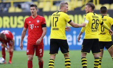 Bayern vs Dortmund: Lewandowski atau Haaland yang Bakal Gacor?