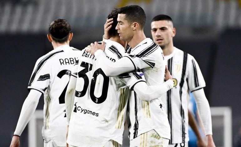 Juventus vs Spezia: Bianconeri Menang 3-0