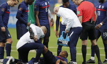 Kabar Buruk buat MU, Martial Cedera Saat Perkuat Prancis