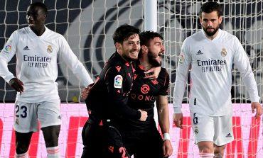 Madrid vs Sociedad: Imbang Rasa Kalah untuk Los Blancos