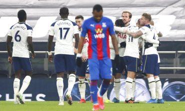 Tottenham vs Palace: Bale dan Kane Bawa The Lillywhites Menang 4-1