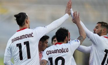 Hasil Pertandingan Fiorentina vs AC Milan: Skor 2-3