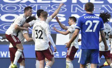 Hasil Pertandingan Leicester City vs Arsenal: Skor 1-3