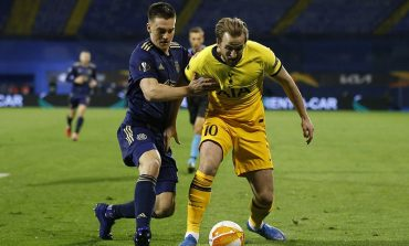 Hasil Pertandingan Dinamo Zagreb vs Tottenham: Skor 3-0 (Agregat 3-2)