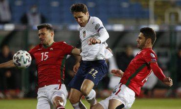 Hasil Pertandingan Bulgaria vs Italia: Skor 0-2