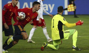 Hasil Pertandingan Georgia vs Spanyol: Skor 1-2