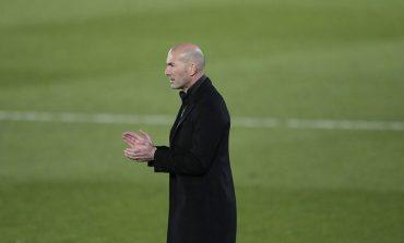 Diminta Bicara Soal Duel Kontra Liverpool, Zidane Hanya Berikan Dua Kalimat Standar
