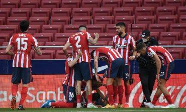 Atletico Madrid vs Eibar: Los Colchoneros Pesta 5 Gol Tanpa Balas
