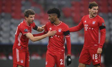 Bayern Incar Gol Cepat di Kandang PSG