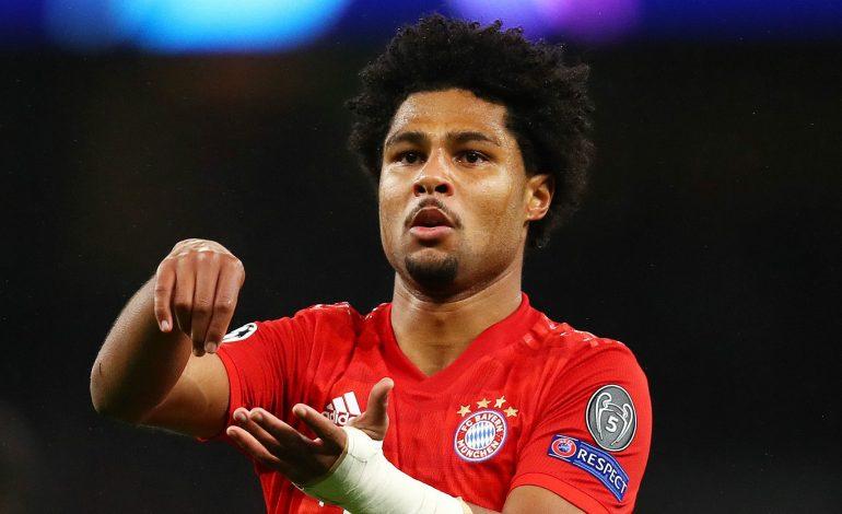 Gnabry Positif COVID-19 Jelang Bayern vs PSG