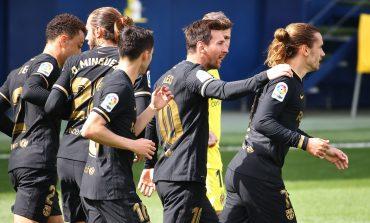 Langkah Besar Barcelona Menuju Gelar La Liga