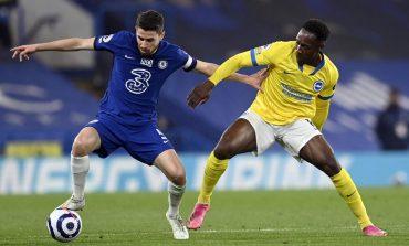 Liga Primer Inggris: Chelsea vs Brighton Imbang 0-0