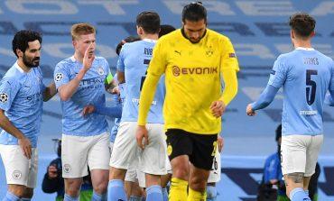 Man City Belum Aman, tapi Punya Keuntungan atas Dortmund