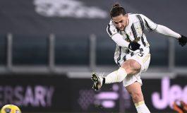 Juventus Benahi Tim, Rabiot Kena Imbasnya