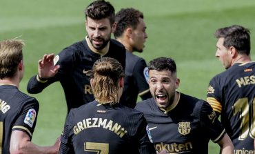 Ketika Barcelona Tak Lagi Ragu Bicara Gelar Juara La Liga 2020/2021