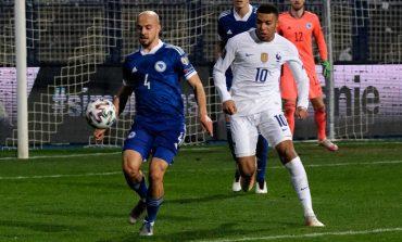 Hasil Pertandingan Bosnia-Herzegovina vs Prancis: Skor 0-1