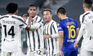 Hasil Pertandingan Juventus vs Parma: Skor 3-1