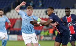 Man of the Match PSG vs Manchester City: Kevin De Bruyne