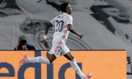 Man of the Match Real Madrid vs Liverpool: Vinicius Junior