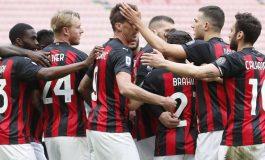 Man of the Match AC Milan vs Genoa: Simon Kjaer