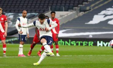 Hasil Pertandingan Tottenham vs Southampton: Skor 2-1
