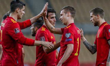 Hasil Pertandingan Spanyol vs Kosovo: Skor 3-1