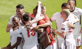 Akhirnya, Inggris Menang di Laga Perdana Piala Eropa