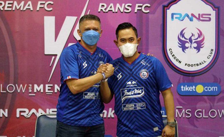 Janji-janji Crazy Rich Malang buat Arema FC