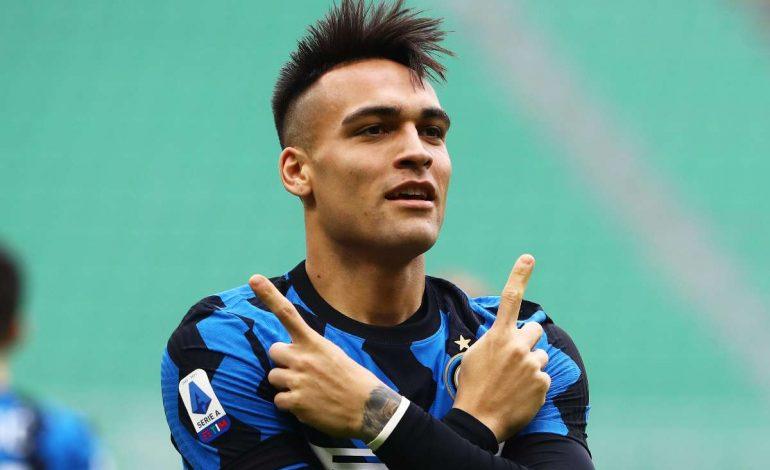 Lautaro Martinez Tolak Kontrak Baru dari Inter Milan