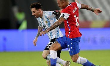 Hasil Copa America 2021 Argentina vs Chile: Skor 1-1
