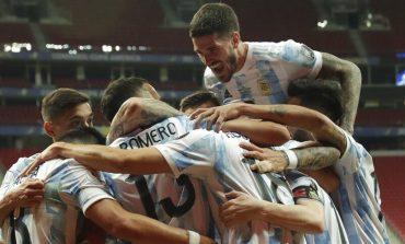 Hasil Copa America 2021 Argentina vs Uruguay: Skor 1-0