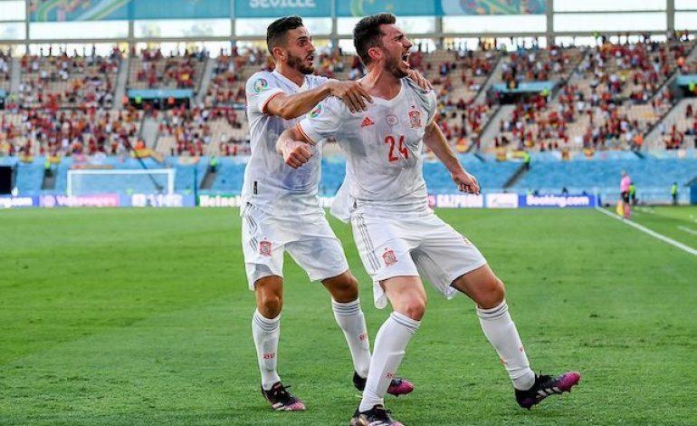 Hasil Euro 2020 Slovakia vs Spanyol: Skor 0-5