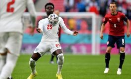Man of the Match Republik Ceko vs Inggris: Bukayo Saka