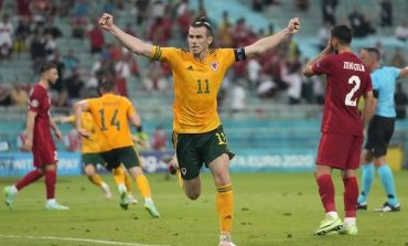 Man of the Match Euro 2020 Turki vs Wales: Gareth Bale