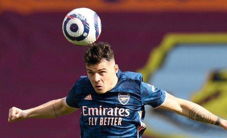 Selangkah Lagi, Xhaka Tinggalkan Arsenal Demi Roma