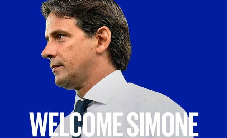 Inzaghi Resmi Latih Inter, Suara Fans: Saking Miskinnya, Backgroundnya Kayak Foto Mau Nikah Aja