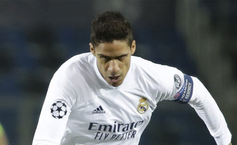 Pasrah, Real Madrid Korting Harga Raphael Varane Hingga 50 Persen