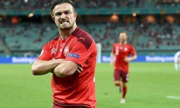 Man of the Match Swiss vs Turki: Xherdan Shaqiri