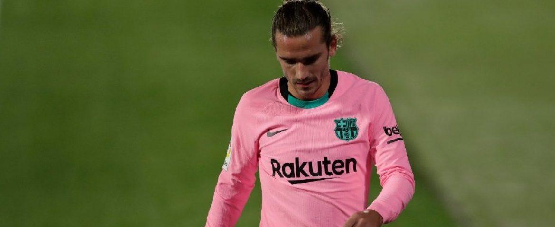 Barcelona Minta Dua Pemain Atletico untuk Tukar Griezmann