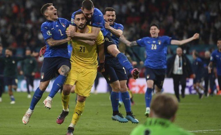 Top! Bawa Italia Juara, Donnarumma Terpilih Jadi Pemain Terbaik Euro 2020