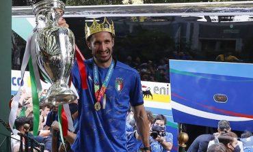Pujian Mourinho untuk Pelanggaran Chiellini pada Saka: Top, Cerdas, Harus jadi Dosen!