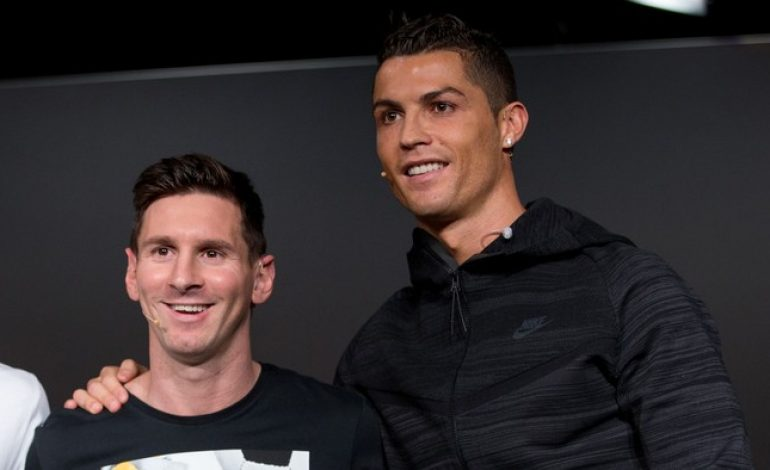 Ketat! Kejar-kejaran Hat-trick Ronaldo Vs Messi