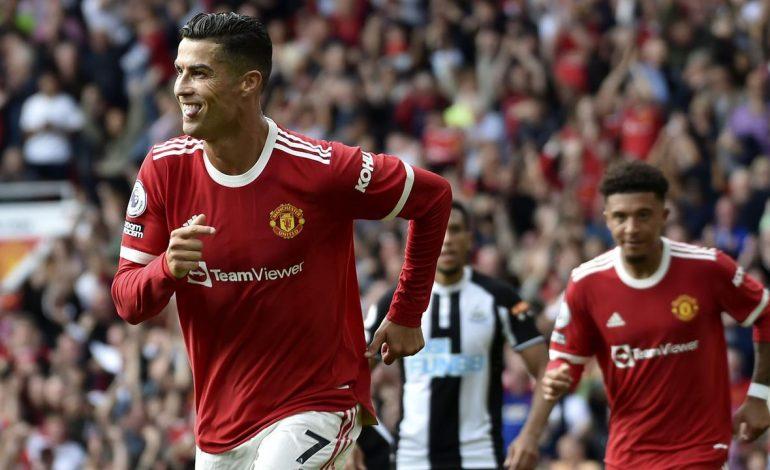 Melempem, Ronaldo Paksa Menu Makan Pemain MU Diganti