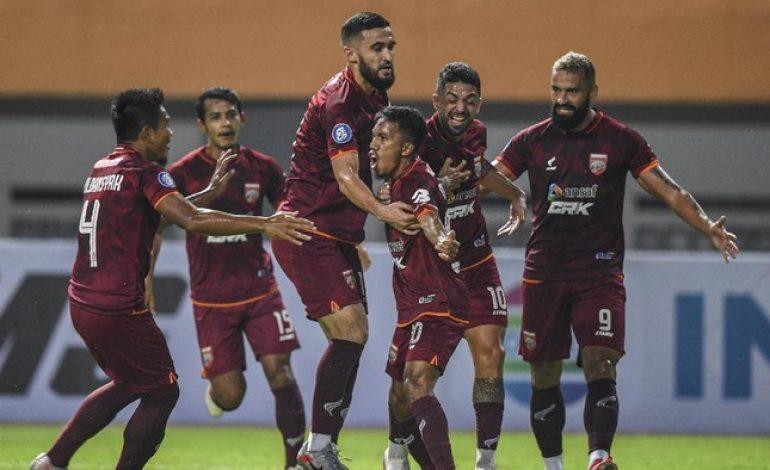 Usai Ditinggal Pelatih, Borneo FC Malah Dapat Sponsor Baru