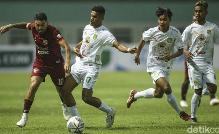 Jonathan Bustos, Debutan Borneo FC yang Langsung Tampil Cemerlang