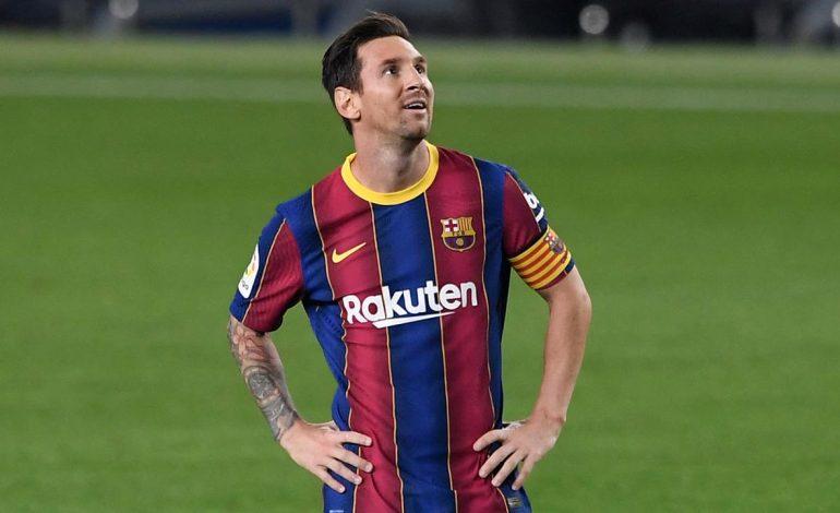 Cerita Menyakitkan Presiden La Liga saat Lionel Messi Tinggalkan Barcelona