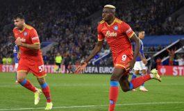 Hasil Liga Europa: Lazio Tumbang, Napoli Sukses Imbangi Leicester City