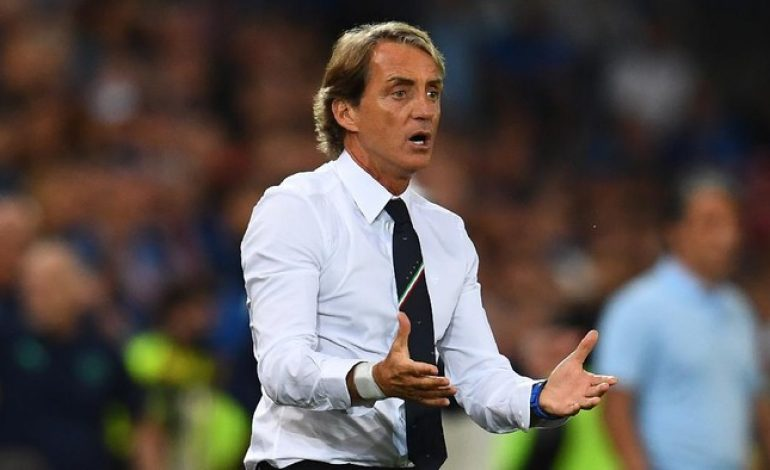 Roberto Mancini: Italia Buang-buang Peluang!