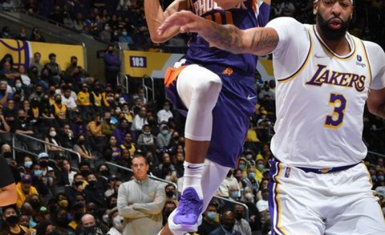 NBA Preseason – LA Lakers Kalah Lagi Oleh Phoenix Suns